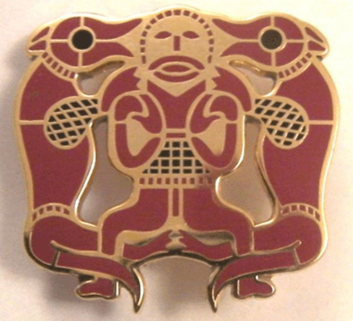 "Sutton Hoo ""Tiw"" Lapel Badge - Pagan, Woden, English heathenism"